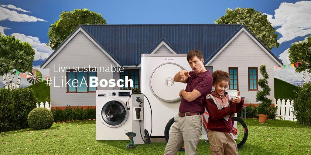 Like a Bosch header