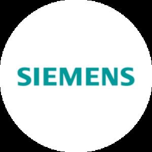 Unternehmenslogo von Siemens AG